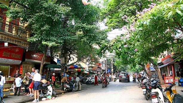 """Hà Nội: Đấu giá nhà đất ở các tuyến phố """"vàng"""""""