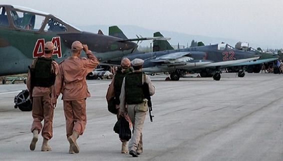 Không cần Trung Quốc, Nga thừa sức đánh bại IS ở Syria