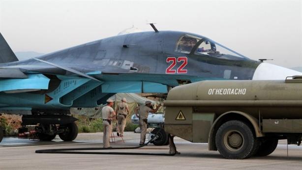 Tình hình Syria: Cường kích Su-34 không thể nhả đạn
