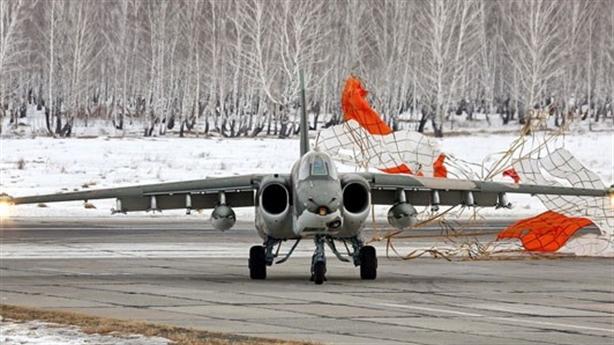 Báo Mỹ ca ngợi Su-25SM và Su-34 của Nga không kích IS