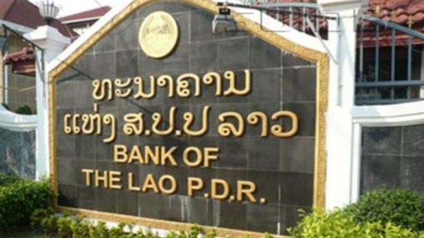 Ngân hàng Trung ương Lào muốn ngừng cho Chính phủ vay tiền