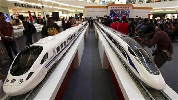 Đường sắt cao tốc Trung Quốc đại thắng Nhật: Thống lĩnh?