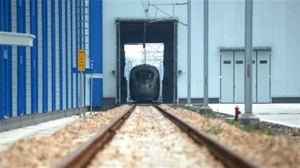 Đường sắt cao tốc Trung Quốc tiến xa: Vì sao Mỹ chọn?
