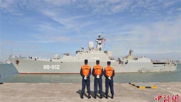 Chiến hạm Gepard-3.9 Việt Nam