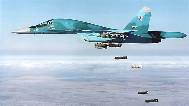 Sự khác biệt của cường kích Su-34