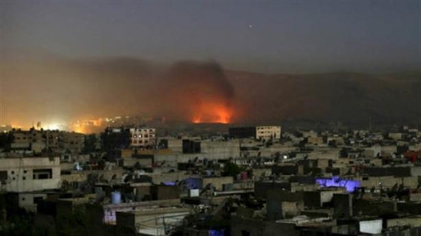 Video: Quân đội Syria thừa thắng tấn công hủy diệt IS