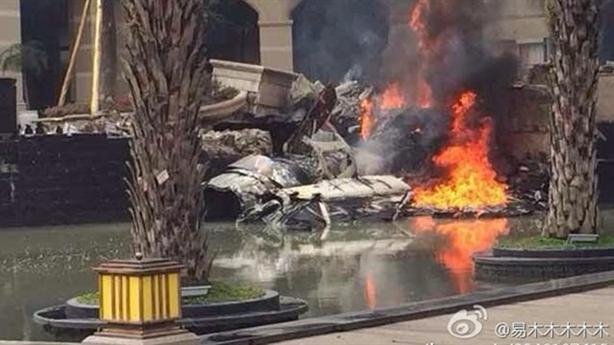 Tiêm kích J-10B Trung Quốc đua nhau chết máy