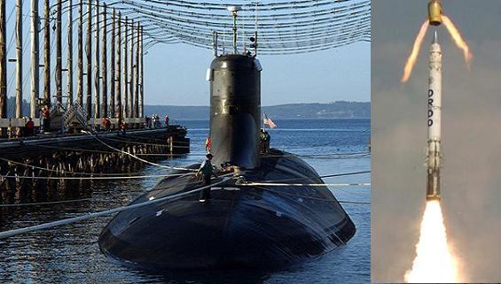 Ấn Độ sắp nhận tàu ngầm hạt nhân quốc nội siêu mạnh