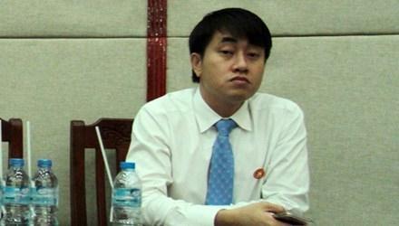 Thêm giám đốc Sở tuổi 30 con nguyên Bí thư lên chức