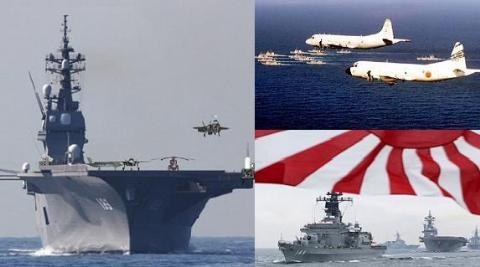 Quân đội Nhật chuyển mình: Thực trạng địa chính trị mới