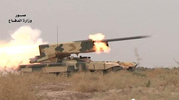 Nga tự hào vì đã dùng vũ khí 'hủy diệt' tại Syria?