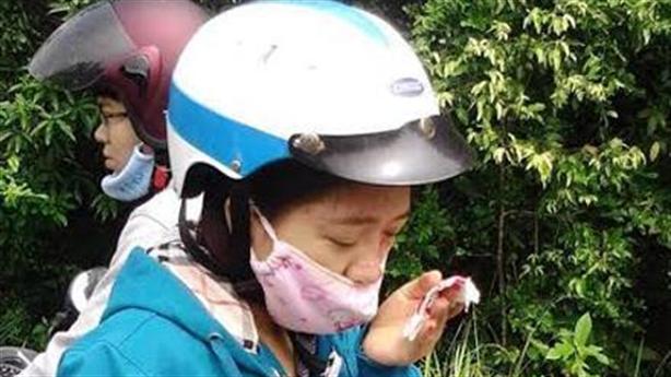 Khỉ tấn công du khách Đà Nẵng đã chạy vào rừng sâu