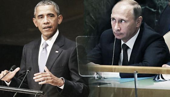 """Nhân việc Syria, Putin """"luận tội"""" phương Tây"""