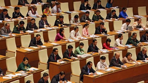 Ấn tượng Quốc hội: Dấu mật và chuyện không xóa nợ