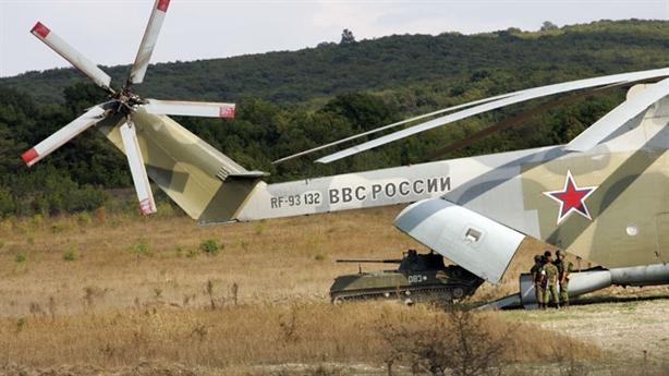 Trực thăng CH-53K khiến Mi-26 'hít khói'?