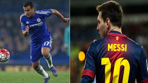 Messi dự định gia nhập Man United
