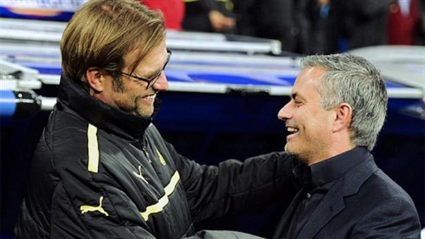Mourinho - Klopp: Thư hùng quyết định tương lai