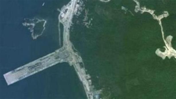Hành động mới của Trung Quốc xây 'pháo đài' ở Biển Đông
