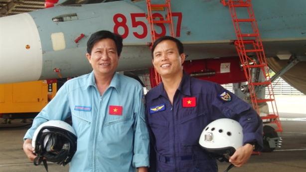 Chuyên gia Nga ngưỡng mộ phi công Việt cứu máy bay