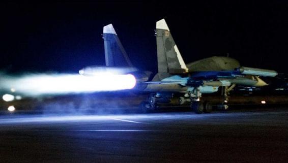 Sức mạnh của Không quân Nga tiếp tục khiến Mỹ-NATO bị sốc