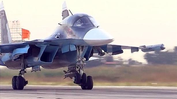 Nhận diện dàn bom Nga không kích IS