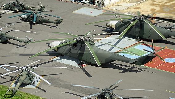 Mi-8/17/171 của Việt Nam có được trang bị hệ thống Richag-AV?