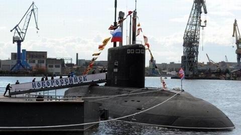 Nga trang bị Kilo mang tên lửa Kalibr cho 4 hạm đội