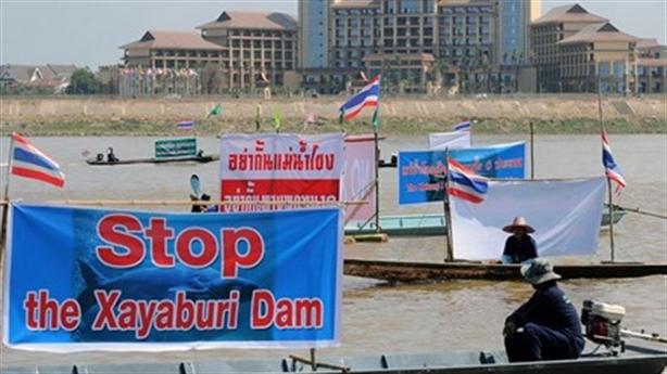 Xây đập trên sông MeKong: Sự phụ thuộc đáng lo