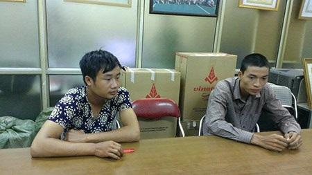 Hà Nội: Thu giữ hàng nghìn thiết bị bình nóng lạnh giả
