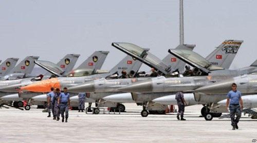 Tình hình Syria: Thổ Nhĩ Kỳ quyết tâm trấn áp IS
