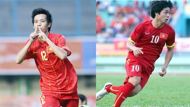 Văn quyết, Công Phượng: Gương mặt xuất sắc của bóng đá Việt