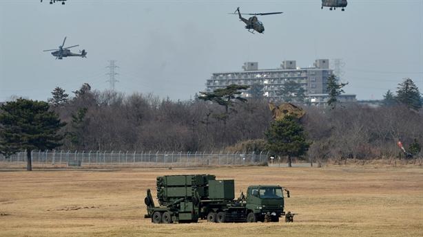 Patriot bảo vệ toàn nước Nhật khi vẫn đầy lỗi?
