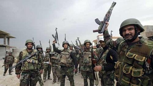 Đòn sấm sét chiến trường Syria chuẩn bị tư thế đàm phán