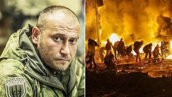 Yarosh 'ngã' ở Pravyi-Sector: Hết giai đoạn 1 Cách mạng Cam Ukraine