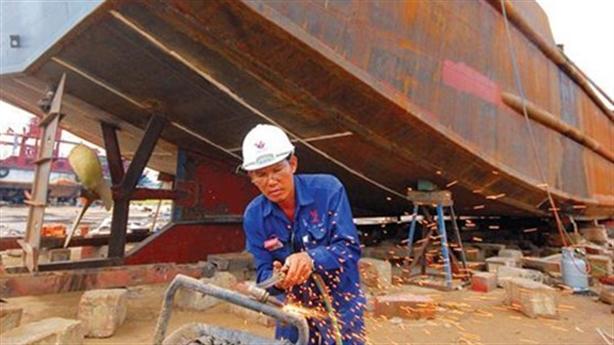 Cho phá dỡ tàu cũ: Việt Nam muốn