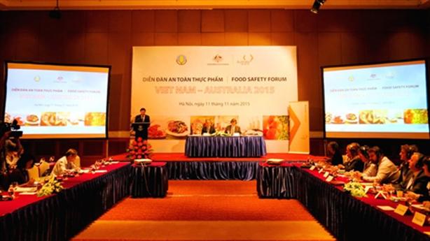 Hành trình cải thiện tiêu chuẩn an toàn thực phẩm