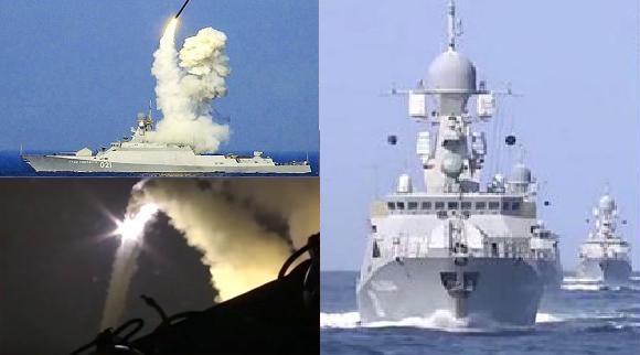 Tin nóng: Nga lại vừa phóng tên lửa Kalibr vào Syria