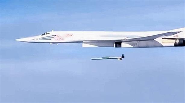 Mỹ khích Nga tấn công IS bằng máy bay Tu-160?
