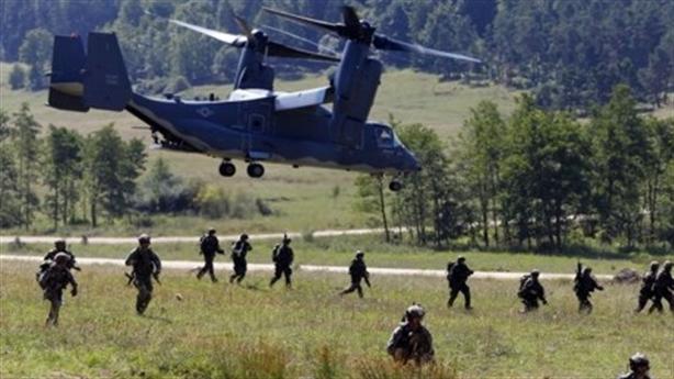 NATO luyện binh trước cửa nhà khi Nga viễn chinh