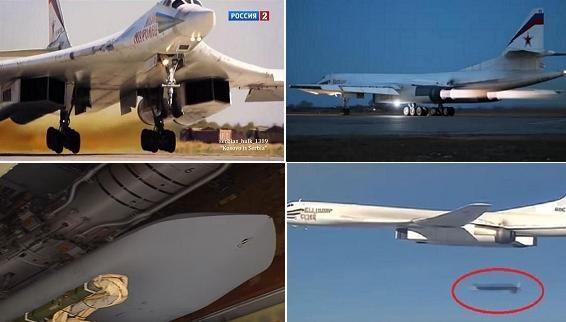 Báo Mỹ: Tu-160 là máy bay ném bom mạnh nhất thế giới