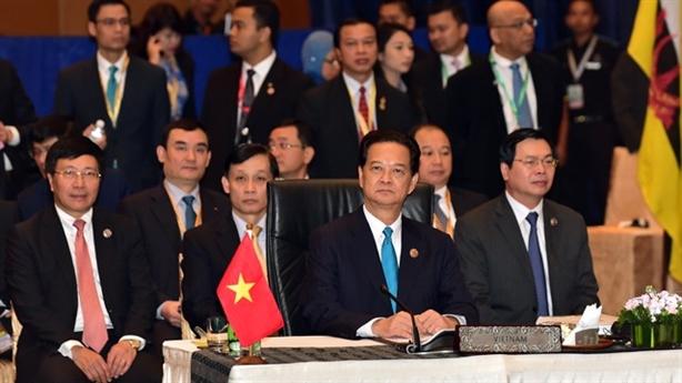 Tiếng nói mạnh mẽ về Biển Đông của Việt Nam