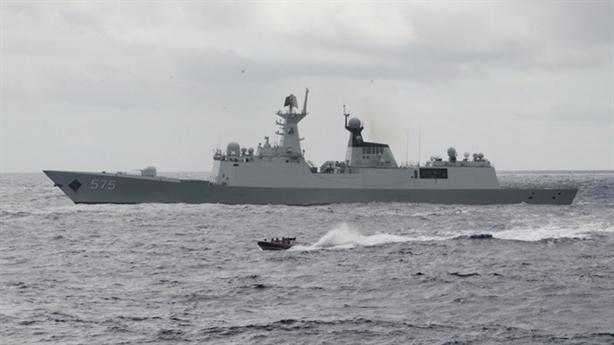 Trung Quốc khoe... điểm yếu săn ngầm trên Biển Đông?