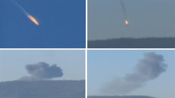 Nguyên nhân khiến Su-24 Nga gục ngã trước F-16?