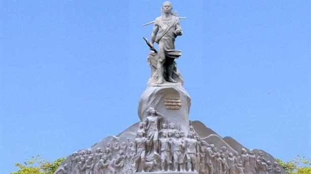 Đắk Nông quyết vận động tiền xây tượng đài 146 tỷ