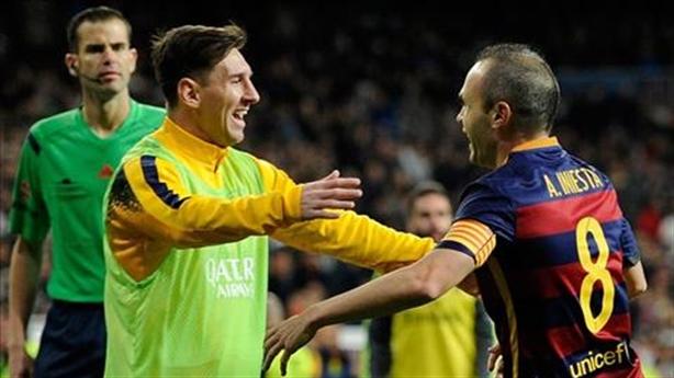 """Ancelotti: """"Messi trở lại là tin dữ cho Roma"""""""