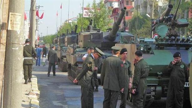 Thực lực sức mạnh quân đội Thổ Nhĩ Kỳ