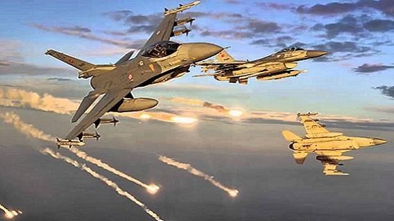 Nga tung bằng chứng Thổ Nhĩ Kỳ xâm phạm không phận Syria