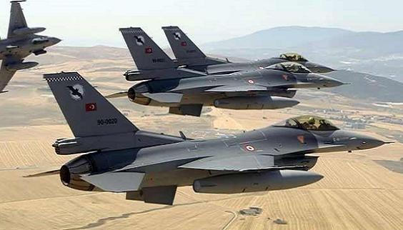F-16 Thổ bắn rơi Su-24 Nga và bài học Nhật Bản-Liên Xô