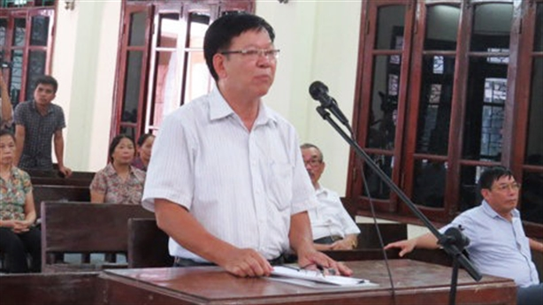 Giám đốc bị oan nhận bồi thường cao hơn Nguyễn Thanh Chấn