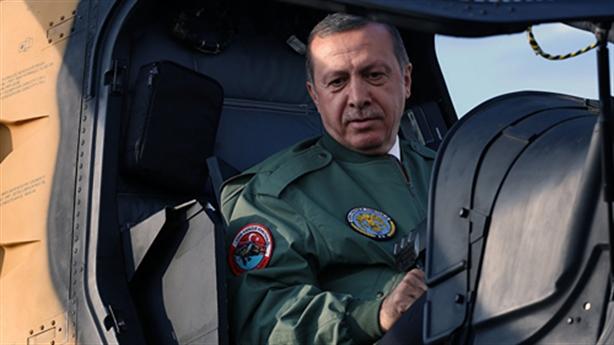 Thổ Nhĩ Kỳ đã biết sợ trước